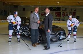 Subaru: Subaru verlängert Premium-Partnerschaft mit DEL-Meister EHC Red Bull München