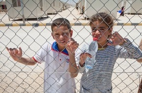 Fondation Terre des hommes: In Syrien werden täglich zehn Kinder gezielt getötet / Die Überlebenden müssen wir schützen