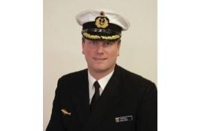 """Presse- und Informationszentrum Marine: Kommandowechsel auf der Fregatte """"Hamburg"""" - 17 verschiedene Häfen und 267 Tage mit der """"Hamburg"""" in See"""