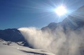 Lech-Zürs Tourismus GmbH: Skigebiet Lech Zürs am Arlberg: Ski-Saisonstart am 6. Dez. 2013!