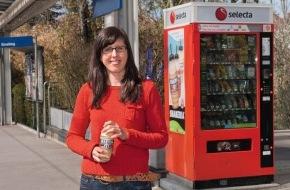 Selecta AG: En partenariat avec actionsanté, Selecta ouvre son concept Vending fresh + fit à toutes les branches d'activité