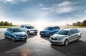 Skoda Auto Deutschland GmbH: Attraktive Modellneuheiten begeistern fast 170.000 Besucher beim SKODA Aktionstag