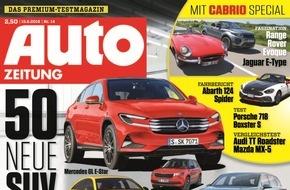 Bauer Media Group, AUTO ZEITUNG: VW Abgas-Skandal: Neue Software für Dieselmotoren besteht Test der Auto Zeitung / Motor-Update senkt nicht nur Emission, sondern auch den Diesel-Verbrauch
