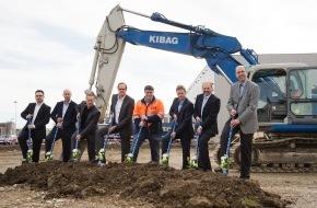 LIDL Schweiz: Lidl Suisse investit à Weinfelden / L'expansion avance à grands pas. L'entreprise agrandit sa centrale de distribution et son centre logistique à Weinfelden. Lidl investira 20 millions dans l'infrastructure