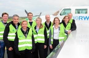 RWE Deutschland AG: Mit RWE-Flugthermografie Energie sparen / Verfahren zeigt Energieeffizienzpotenziale für Gebäude