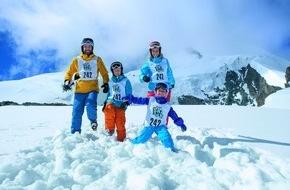 Migros-Genossenschafts-Bund: Les joies de la glisse pour une somme modique Famigros Ski Day : un concept éprouvé pour un nouveau projet