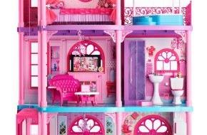 Mattel GmbH: Barbie® bietet Malibu Dreamhouse® zum Verkauf an