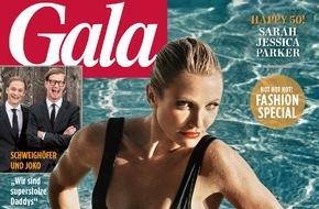 """Gruner+Jahr, Gala: Schweighöfer ist ein """"superstolzer Daddy"""""""