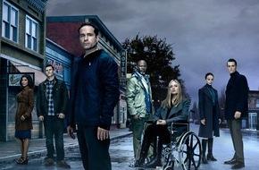 """Fox Networks Group Germany: """"Wayward Pines"""" kehrt mit zweiter Staffel am 11. August 2016 exklusiv auf Fox zurück"""