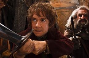 """SAT.1: Die Bestie erwacht an Weihnachten: """"Der Hobbit 2"""" am 25. Dezember 2015 in SAT.1"""