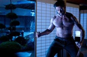 """ProSieben Television GmbH: """"Wolverine: Weg des Kriegers"""" am 25. Mai auf ProSieben"""