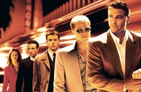 "RTL II: RTL II zeigt ""Ocean's Eleven"" - Der Film der Hollywood-Superstars"