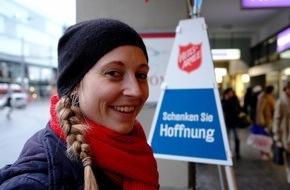 Heilsarmee / Armée du Salut: Für Menschen, die vom Glück verlassen wurden