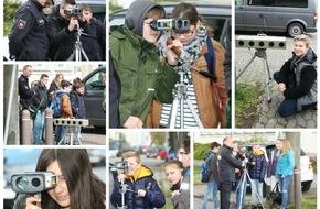 Polizeiinspektion Hameln-Pyrmont/Holzminden: POL-HM: Zukunftstag bei der Polizei Hameln
