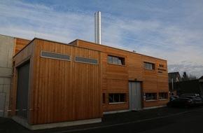 BKW Energie AG: BKW / Inauguration du thermoréseau de Schliern, Köniz