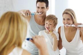 Oral-B: Tag der Zahnfee: Richtige Zahnpflege von Anfang an