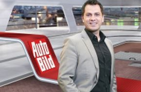 "AUTO BILD: Start am 10. Oktober: ""AUTO BILD TV - Das Magazin"""