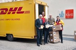 Ernst Klett Sprachen GmbH: Refugees Welcome: Ernst Klett Sprachen Verlag spendet 85 000 Exemplare von Erste-Hilfe-Sprachmaterialien an Flüchtlinge