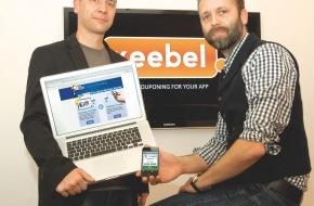 Xeebel AG: Neue Nightlife-Marketing Plattform für Eventveranstalter und Gastronomiebetriebe, erlaubt die Beeinflussung des Gästemix mittels mobile Couponing (Bild)