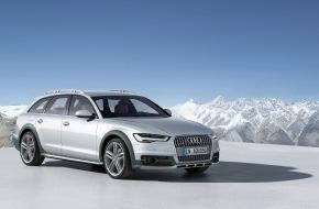 Audi AG: AUDI AG: neuer Absatzrekord nach elf Monaten (FOTO)