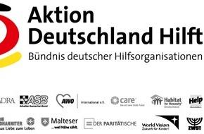 """Aktion Deutschland Hilft e.V: 400 Mio. Euro Spenden in 15 Jahren / """"Aktion Deutschland Hilft"""" feiert 15-jähriges Bestehen"""