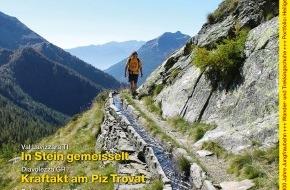 Wandermagazin SCHWEIZ: Wandermagazin SCHWEIZ im Juli_2012: Suonen
