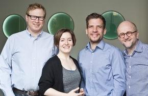 dpa Deutsche Presse-Agentur GmbH: next media accelerator startet in Hamburg - Mediennahe Startups können sich ab sofort bewerben (FOTO)
