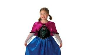 Manor AG: Manor ruft Fasnachtskleid «Frozen Anna» zurück (FOTO)