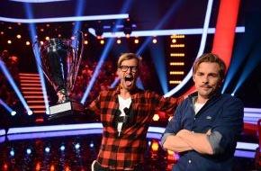 ProSieben Television GmbH: Weltmeisterlich: Joko & Klaas erspielen starke 16,3 Prozent Marktanteil für ProSieben (FOTO)