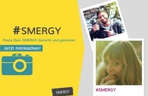 """co2online gGmbH: Fotowettbewerb: """"Zeig Dein SMERGY-Gesicht"""" / Europaweiter Fotowettbewerb sucht die besten Mienen und Gesten / Selfie bis 31. März posten und Preise im Wert von mehr als 1.200 Euro gewinnen"""