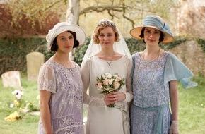 """ZDFneo: Dritte Staffel """"Downton Abbey"""" an zwei Tagen in ZDFneo / Shirley MacLaine als Gaststar"""