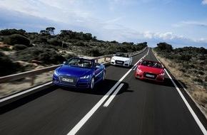Audi AG: AUDI AG: Amerika-Absatz im Mai steigt um 11 Prozent