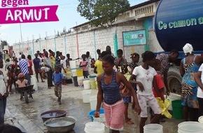 nph deutschland e.V.: Interview-Angebot / Haiti fünf Jahre nach dem Erdbeben - Gewalt, Armut und Hunger prägen den Alltag (FOTO)