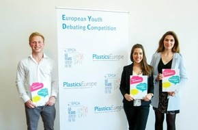 PlasticsEurope Deutschland e.V.: Jugendliche debattierten über Erdöl, Chemie und Kunststoff