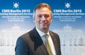 Messe Berlin GmbH: VDMA-Reinigungssysteme: CMS 2015 - Trotz turbulentem Ausland in stabilem Umfeld