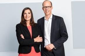 news aktuell GmbH: Neue Doppelspitze tritt ihren Dienst an: Edith Stier-Thompson und Frank Stadthoewer leiten ab sofort gemeinsam die Geschicke der dpa-Tochter news aktuell