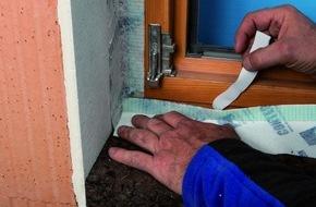 MOLL bauökologische Produkte GmbH: Sichere und schnelle Lösungen für den fachgerechten Fenstereinbau / Die Luftdichtungs- und Witterungsschutzsexperten von pro clima sind auf der Fensterbau Frontale - Halle 4A Stand 230