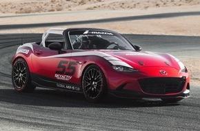 """Mazda: Neues """"Friends of MX-5"""" Programm für alle Fahrer und Fans der Mazda Roadster-Ikone"""