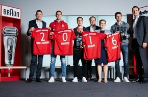 Procter & Gamble Germany GmbH & Co Operations oHG: Procter & Gamble wird offizieller Partner des FC Bayern München
