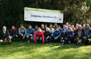 Deutscher Imkerbund e. V.: Württemberger Schülerinnen siegen beim 2. Nationalen Jungimkertreffen in Ludwigshafen