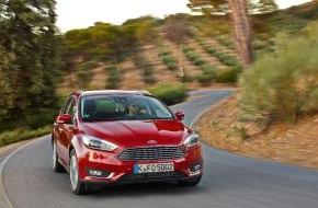 Ford-Werke GmbH: Ford Road Show: Fortsetzung der ehrgeizigen Modelloffensive
