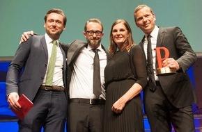 news aktuell GmbH: achtung! ist PR-Agentur des Jahres (FOTO)