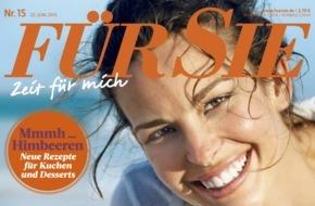 """Jahreszeiten Verlag, FÜR SIE: Schlagerstar Howard Carpendale im Exklusiv-Interview mit der FÜR SIE """"Ich höre Musik lauter als mein Sohn"""""""