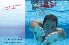 DLRG - Deutsche Lebens-Rettungs-Gesellschaft: DLRG veranstaltet das 3. Symposium Schwimmen 2012