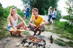 DVAG Deutsche Vermögensberatung AG: Freiluftsaison: Grillen an öffentlichen Plätzen