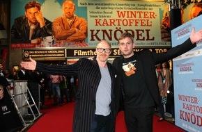 Constantin Film: WINTERKARTOFFELKNÖDEL / Umjubelte Premiere in München