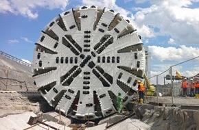 SWR - Südwestrundfunk: Zur Eröffnung des Gotthard-Basistunnels / SWR begleitet die Neuerung auf der Bahnstrecke ab 27. Mai 2016 in Radio und Fernsehen