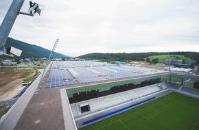 """Electrosuisse: Electrosuisse zertifiziert eine weitere Photovoltaikanlage mit dem Swiss-PV-Label nach dem Zertifizierungsverfahren """"SWISS CERTIFIED"""""""