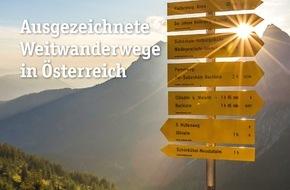 Weitwandern - Österreichs Wanderdörfer: Die NEUE Weitwandern-Broschüre bestellen & Urlaub gewinnen!