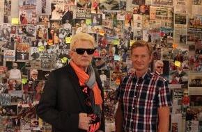 ZDFneo: Einmal so sein wie Heino:  Michael Kessler schlüpft für ZDFneo in die Rollen prominenter Persönlichkeiten (FOTO)